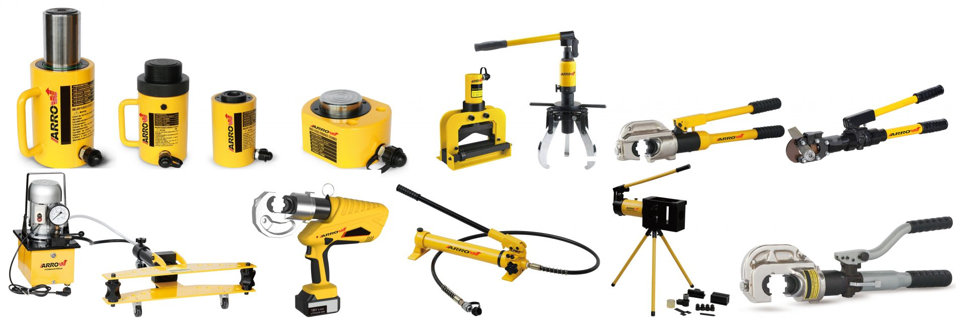 All Type Hydraulic Equipments