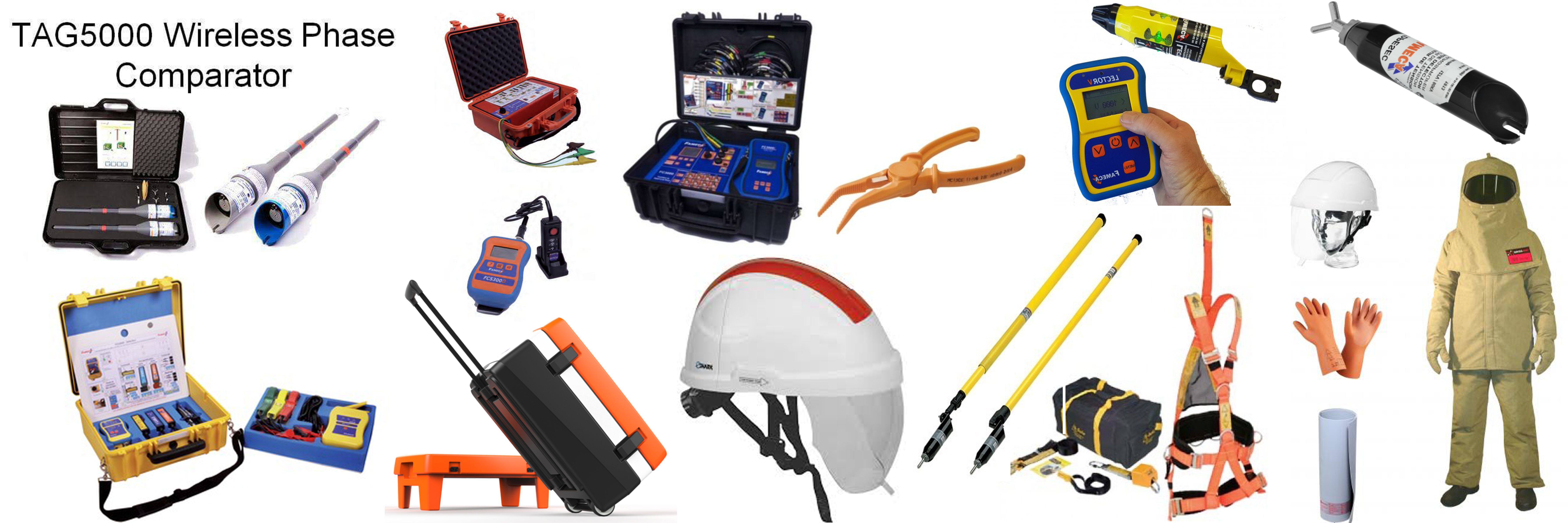 All Electrical Safety products